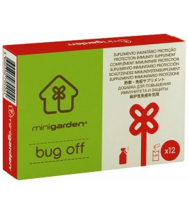 Minigarden Bug Off Red - Immuun en vitaliteits complement
