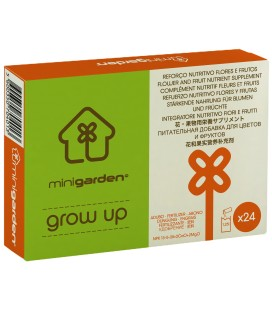 Grow Up Orange - pour Fleurs et Fruits